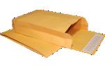 9 x 12 x 3 Expansion Envelopes 40lb. Brown Kraft