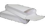 5 x 11 x 2 Expansion Envelopes 40lb. White Kraft