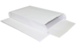 9 x 12 x 4 Expansion Envelopes 40lb. White Kraft
