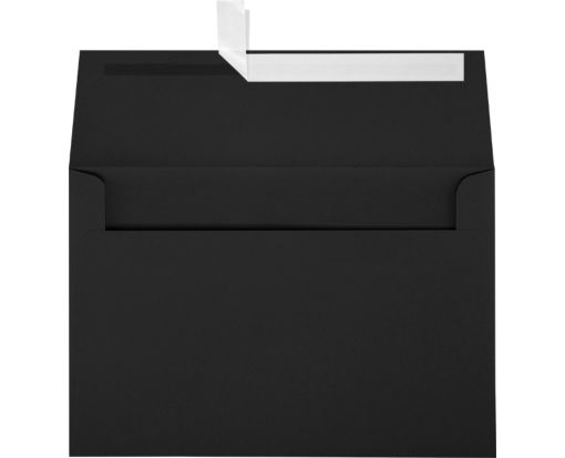 A8 Invitation Envelopes (5 1/2 x 8 1/8) Midnight Black