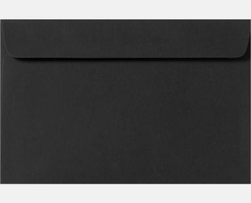 Midnight Black X Envelopes Booklet X Envelopescom - 9x12 booklet envelope template
