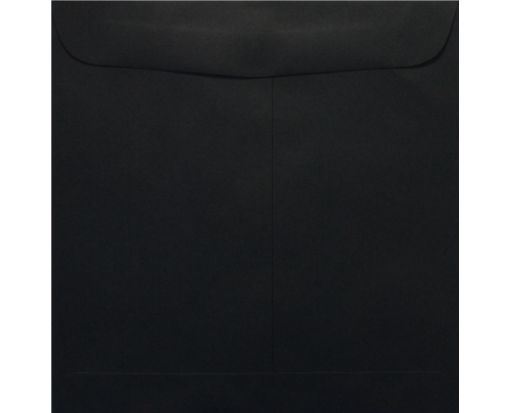 9 1/2 x 9 1/2 Square Envelopes Midnight Black
