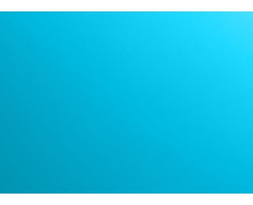 A1 Flat Card (3 1/2 x 4 7/8) Trendy Teal