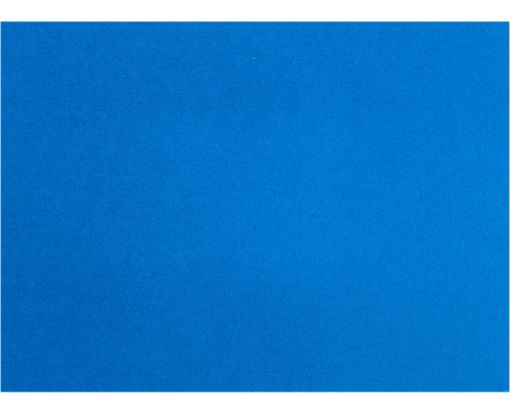 A6 Flat Card (4 5/8 x 6 1/4) Boutique Blue