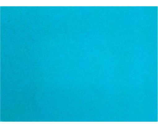 A6 Flat Card (4 5/8 x 6 1/4) Trendy Teal