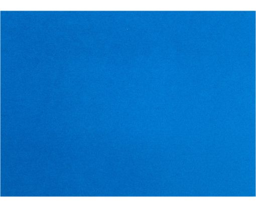 A7 Flat Card (5 1/8 x 7 ) Boutique Blue