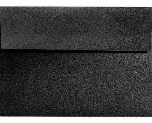 A1 Invitation Envelopes (3 5/8 x 5 1/8) Black Satin