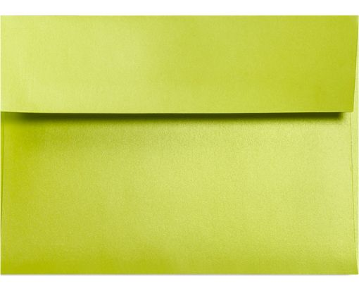 A1 Invitation Envelopes (3 5/8 x 5 1/8) Glowing Green