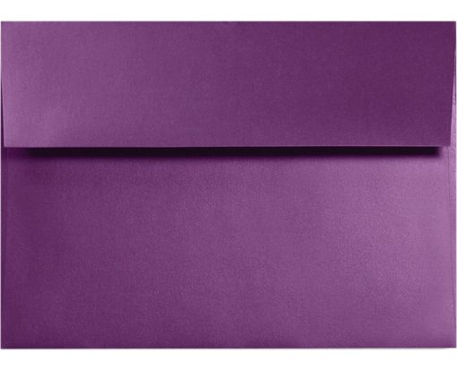 A1 Invitation Envelopes (3 5/8 x 5 1/8) Purple Power