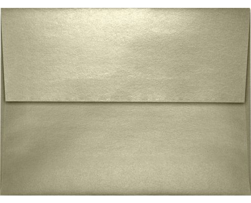 A7 Invitation Envelopes (5 1/4 x 7 1/4) Silversand
