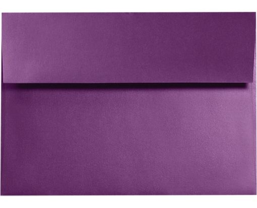A7 Invitation Envelopes (5 1/4 x 7 1/4) Purple Power