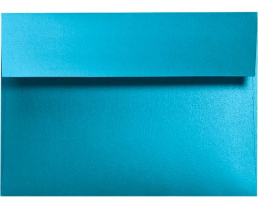 A7 Invitation Envelopes (5 1/4 x 7 1/4) Trendy Teal
