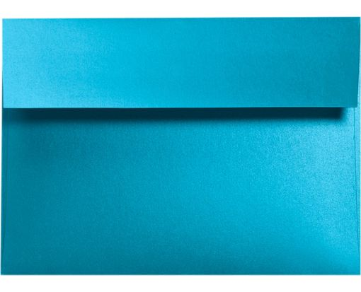 A9 Invitation Envelopes (5 3/4 x 8 3/4) Trendy Teal