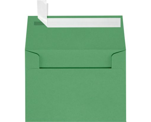 A1 Invitation Envelopes (3 5/8 x 5 1/8) Holiday Green
