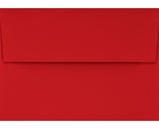A1 Invitation Envelopes (3 5/8 x 5 1/8) Holiday Red