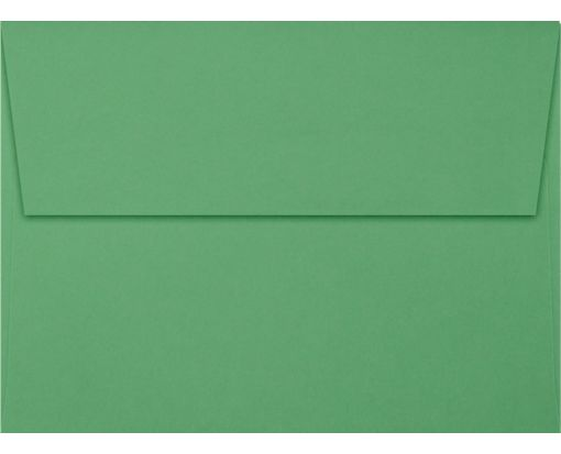A6 Invitation Envelopes (4 3/4 x 6 1/2) Holiday Green