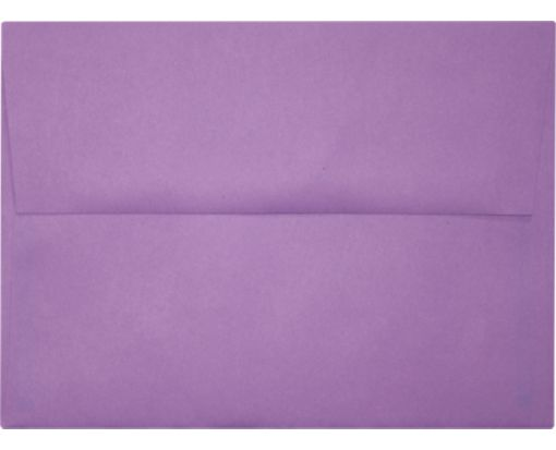 A6 Invitation Envelopes (4 3/4 x 6 1/2) Bright Violet