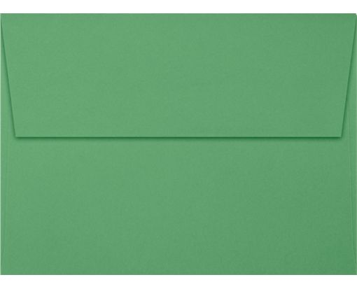 A7 Invitation Envelopes (5 1/4 x 7 1/4) Holiday Green