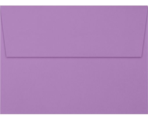 A7 Invitation Envelopes (5 1/4 x 7 1/4) Bright Violet