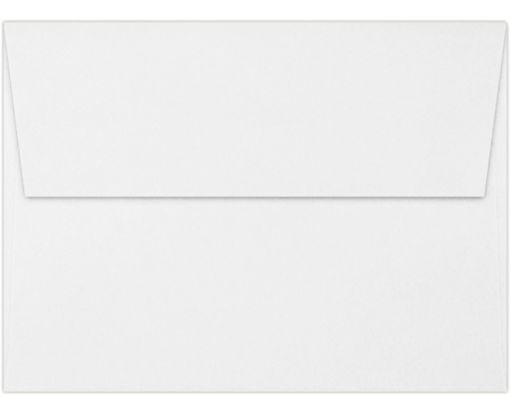 A7 Invitation Envelopes (5 1/4 x 7 1/4) 80lb. White w/Peel & Press™
