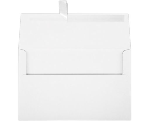 A10 Invitation Envelopes (6 x 9 1/2) 80lb. White w/Peel & Press™