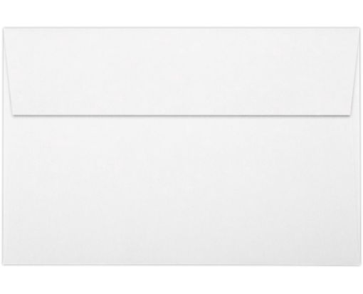 A9 Invitation Envelopes (5 3/4 x 8 3/4) 80lb. White w/Peel & Press™