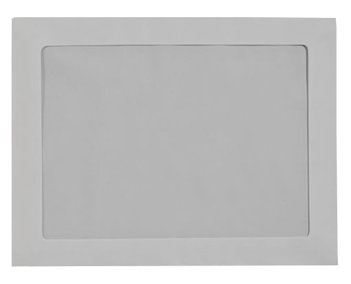 9 x 12 Full Face Window Envelopes 28lb. Gray Kraft