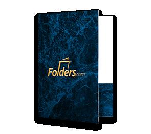 Quick Ship - Foil Stamped Folders   Folders.com
