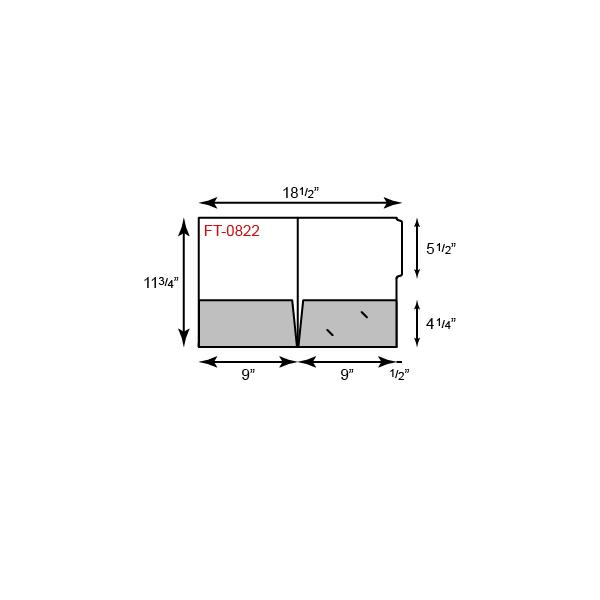 File Tab Presentation Folder