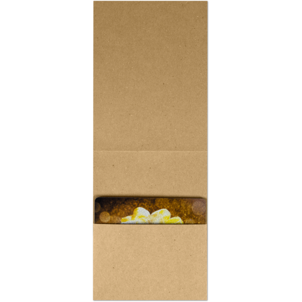 4 5/8 x 3 1/2 5 Gift Card Holder Grocery Bag