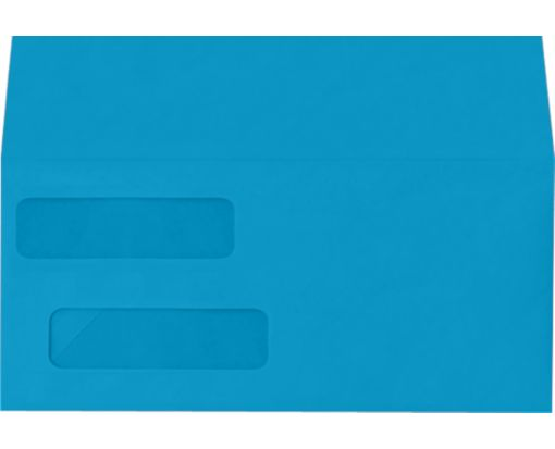 Double Window Invoice Envelopes (4 1/8 x 9 1/8) Pool