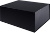 Jumbo Gift Boxes w/ Magnet Black