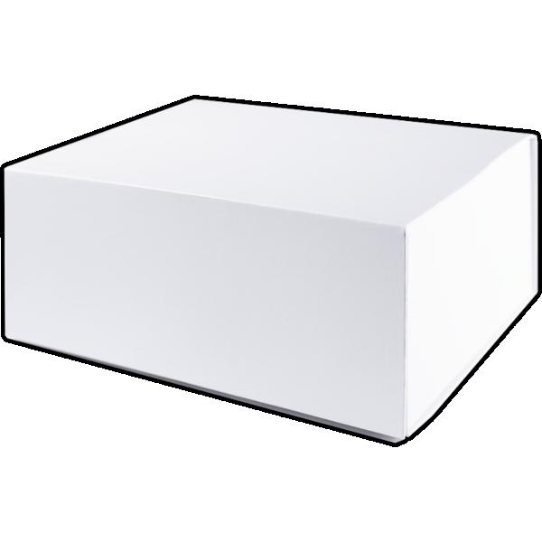 Jumbo Gift Boxes w/ Magnet White