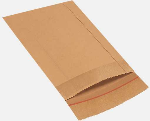 8 1/2 x 10 1/2 Jiffy Rigi Bag Mailers Brown Kraft