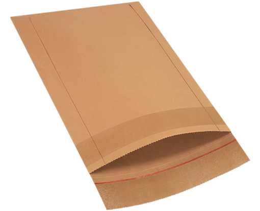 12 1/2 x 15 Jiffy Rigi Bag Mailers Brown Kraft