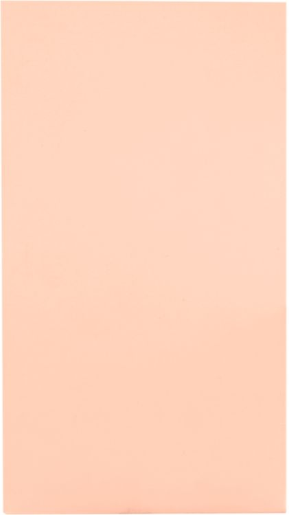 Hotel Key Card Holders (3 3/8 x 6) Blush