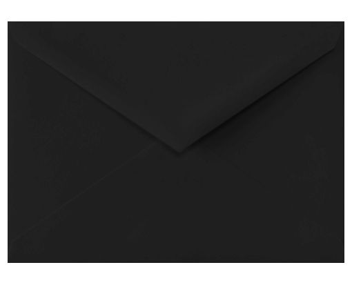 Lee BAR Envelopes (5 1/4 x 7 1/4) Midnight Black
