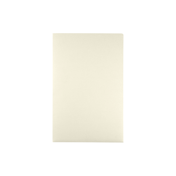 9 1/2 x 14 1/2 Legal Presentation Folders Natural Linen