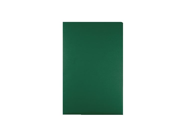 9 1/2 x 14 1/2 Presentation Folders Green Linen