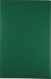 9 1/2 x 14 1/2 Legal Presentation Folders Green Linen