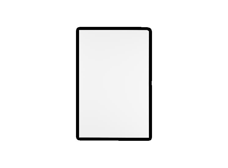 9 1/2 x 14 1/2 Presentation Folders White Linen