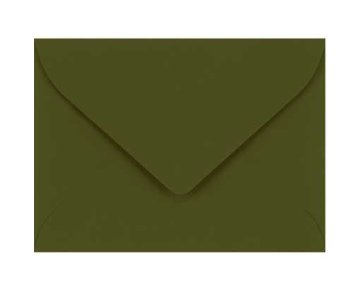 #17 Mini Envelopes Olive