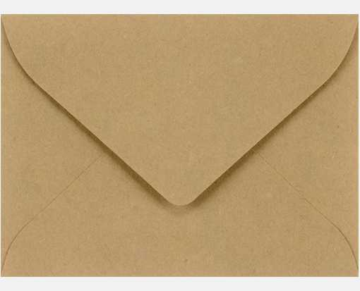 #17 Mini Envelope (2 11/16 x 3 11/16) Grocery Bag
