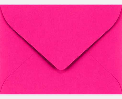 #17 Mini Envelope (2 11/16 x 3 11/16) Bright Fuchsia