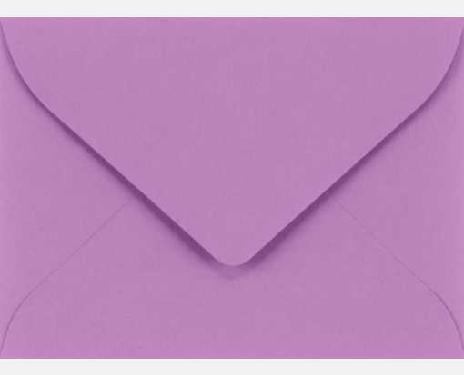 #17 Mini Envelope (2 11/16 x 3 11/16) Bright Violet