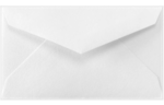 #3 Mini Envelopes 70lb. Bright White