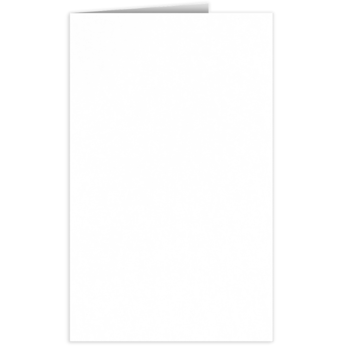 Legal Size Folders Bright White - 100% Recycled