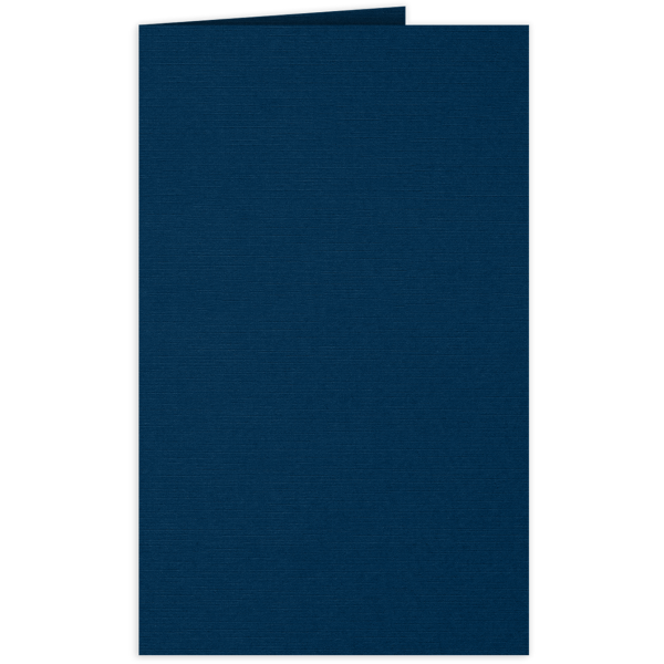 Legal Size Folders Nautical Blue