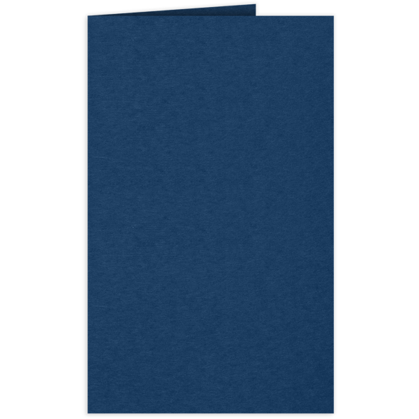 Legal Size Folders Inkwell Blue