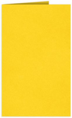 Legal Size Folders Sunshine Yellow